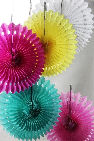 Decorations 20 cm, light purple
