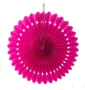 Decorations 20 cm, roze