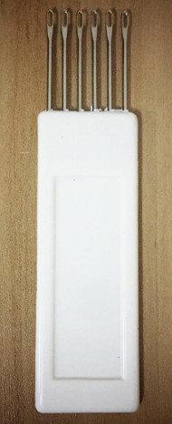 Деккер шести игольчатый для вязальных машин класса 5