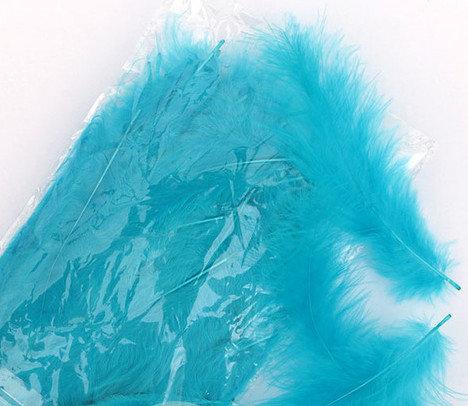 Dekors spalvas, gaiši zilas 25 gab