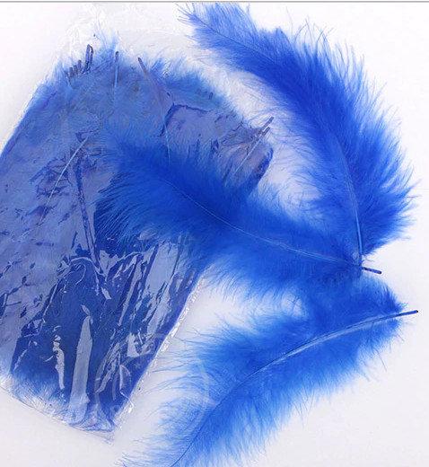 Dekors spalvas, zilas 25 gab