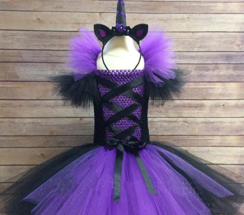 Gumija bērnu Tutu svārkiem, violeta
