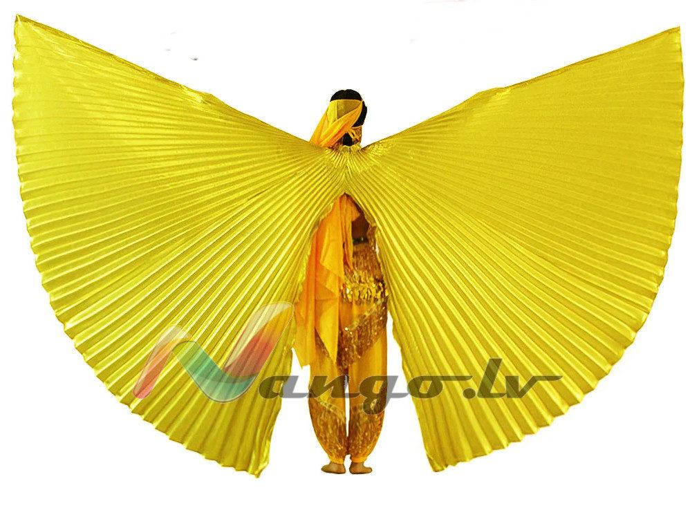 Austrumu deju spārni, zelta