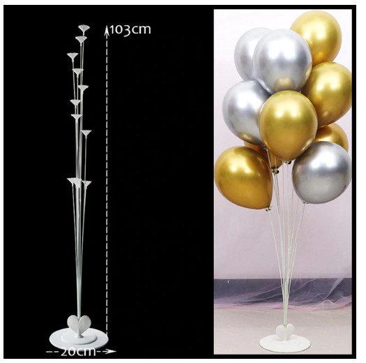 Statīvs baloniem, 103 cm