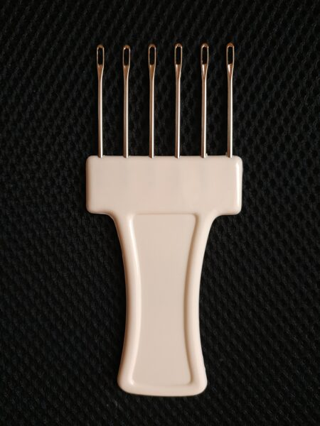 Transfer tool 6 needle for knitting machines class 3