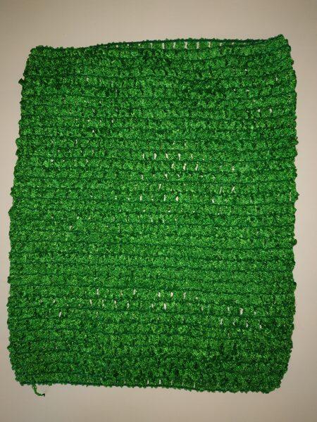 Gumija bērnu Tutu svārkiem, zaļa