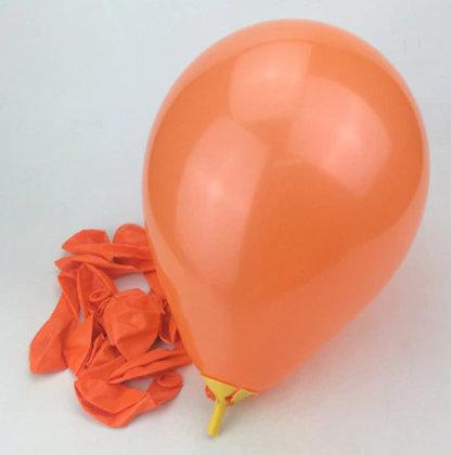 Balloon, orange 25 cm