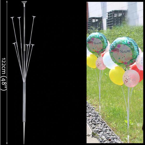 Stends baloniem, 122 cm