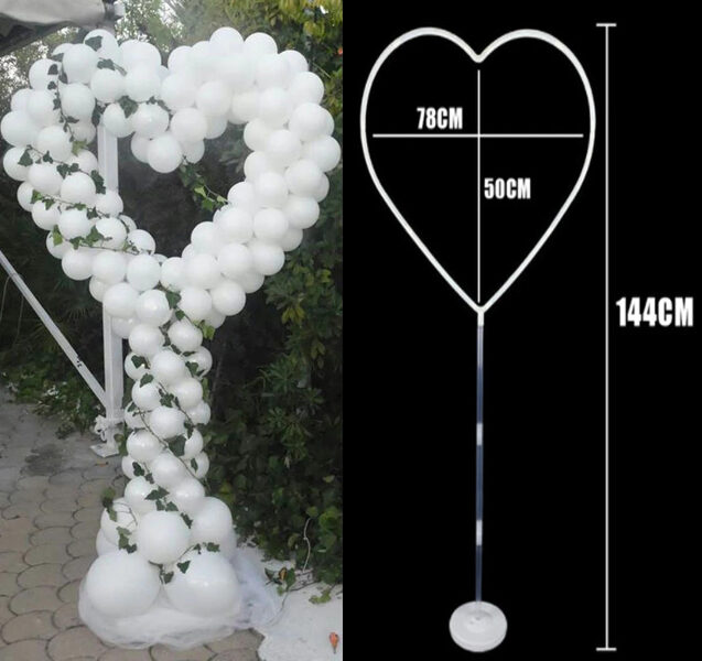 Stand for balloons, 144 cm
