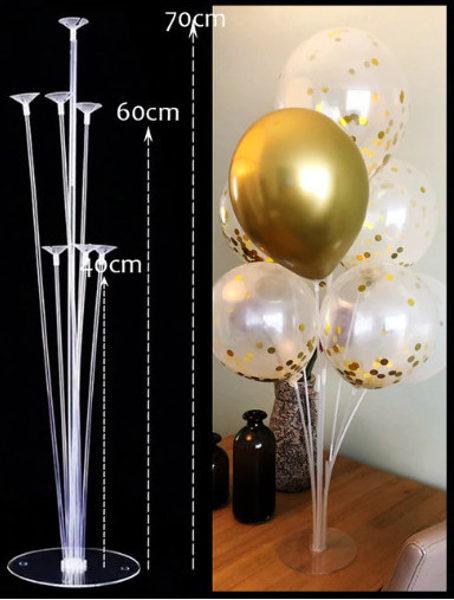 Stends baloniem, 70 cm