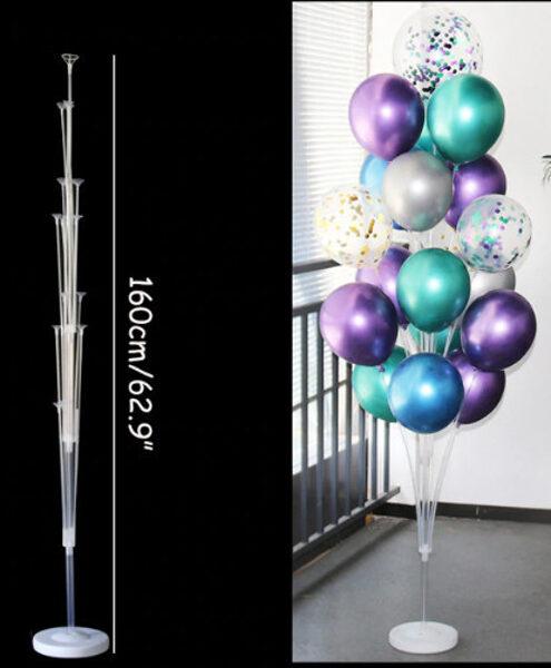 Statīvs baloniem, 160 cm
