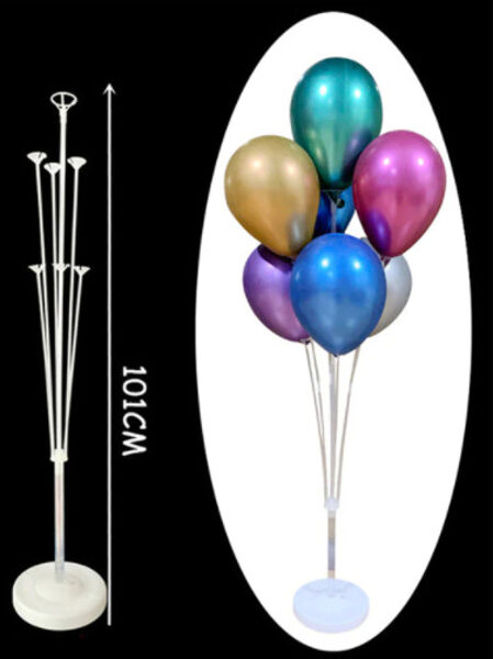 Statīvs baloniem, 101 cm