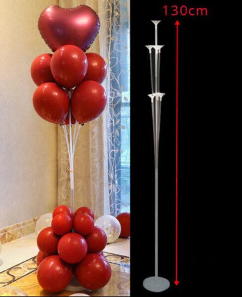 Statīvs baloniem, 130 cm
