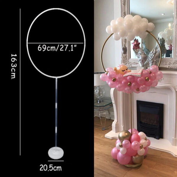 Stand for balloons, 163 cm